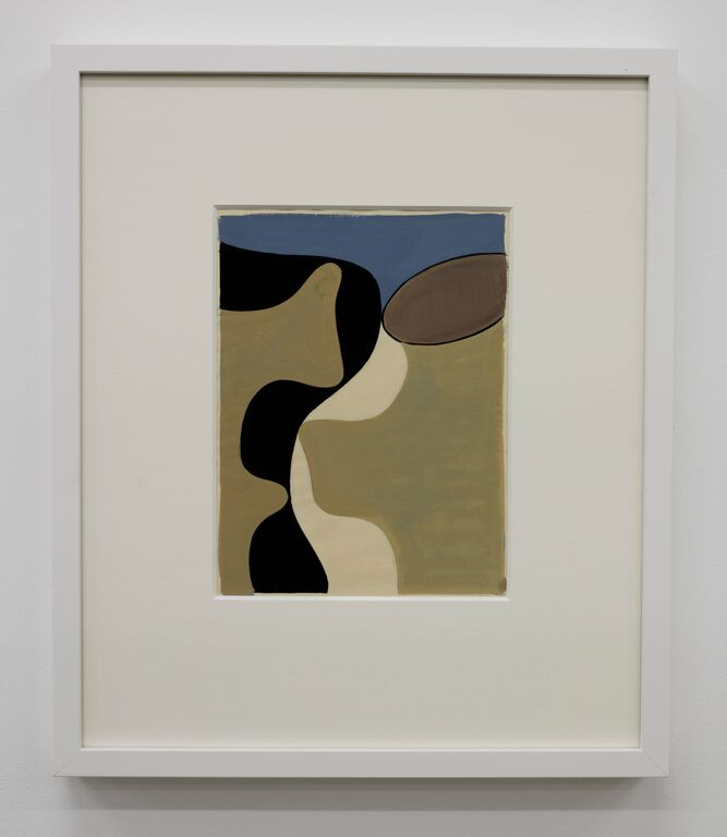 Walters Gouaches – EyeContact